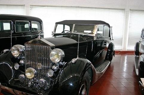 classic rolls royce cars