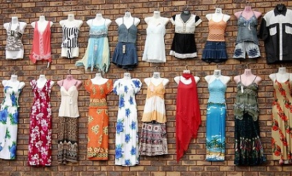 Sell and buy clothes online