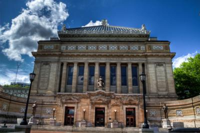 Soldiers and Sailors Military Museum and Memorial in Pittsburgh PA