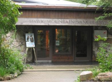 Hawk Mountain Sanctuary Visitor's Center