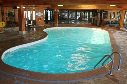 PA resort indoor swimming pool