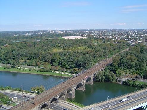 PA towns Schuylkill river Philadelphia area