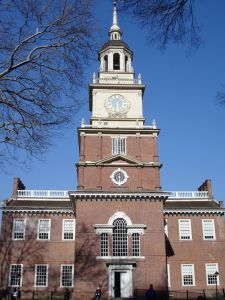Pennsylvania attractions Philadelphia's Independence Hall