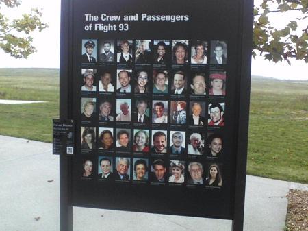 passengers and crew pictures of flight 93