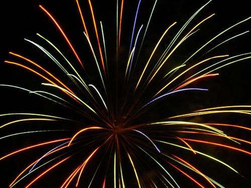loca Pennsylvania fireworks display