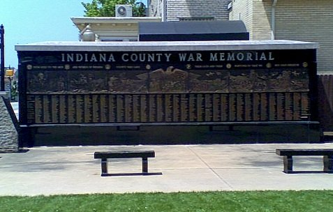 War Memorial Plaza