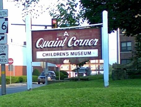 A Quaint Corner