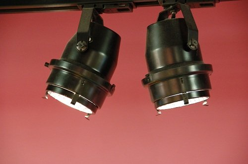 pa theatres two stage lights