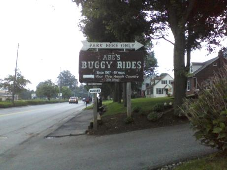 Abe's Buggy Rides